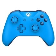 Microsoft Xbox One Wireless Controller Special Edition Blue фото